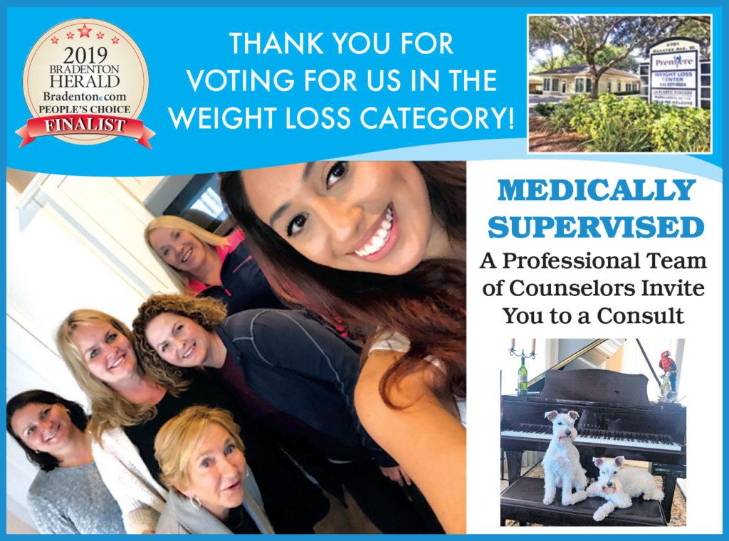 Medically Supervised Weight loss Center in Bradenton